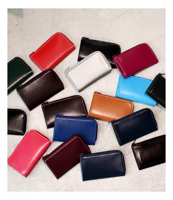 コンパクト財布全色